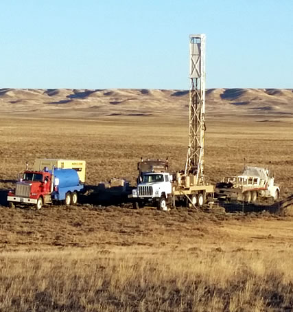 water drilling wyoming