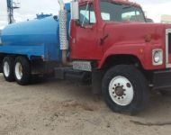 1985 IHC F2574 50 BBL Water Truck FOR SALE